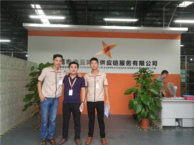 電商供應鏈倉儲中心