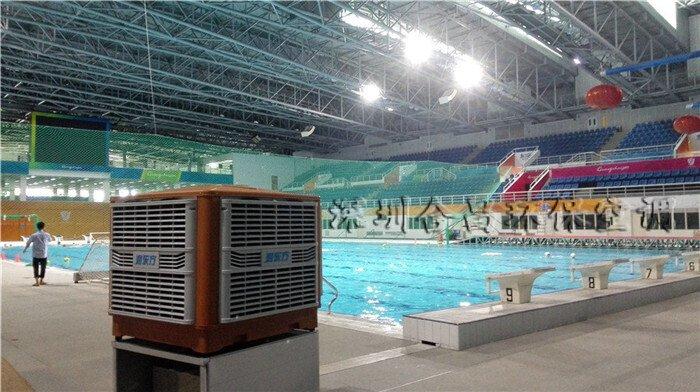 奧林匹克降溫案例
