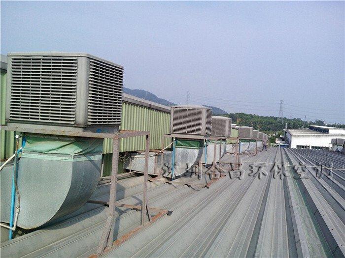 廠房降溫工程