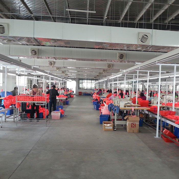 服裝、制衣廠降溫解決方案